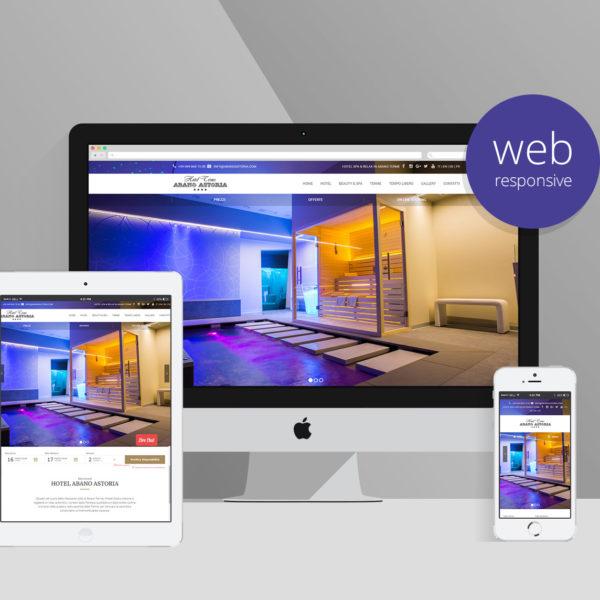 Sito web Astoria